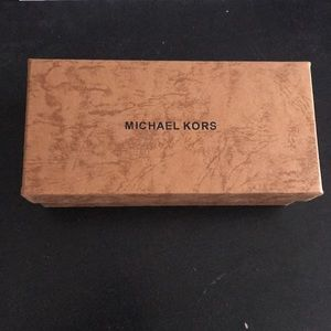 Michael Kors Sunglass Box